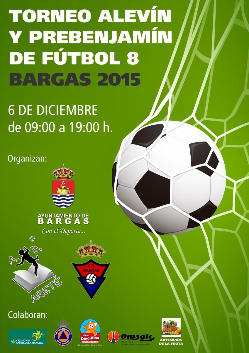 Torneo Alevín y Prebenjamín de Fútbol 8