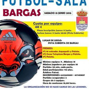 VII Torneo Fútbol-Sala – El Cané