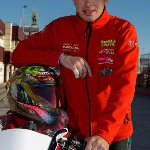 Christian Palomares participará en el Mundial de SBK en Motorland Aragón