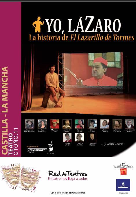 Yo Lázaro (TEATRO INFANTIL)