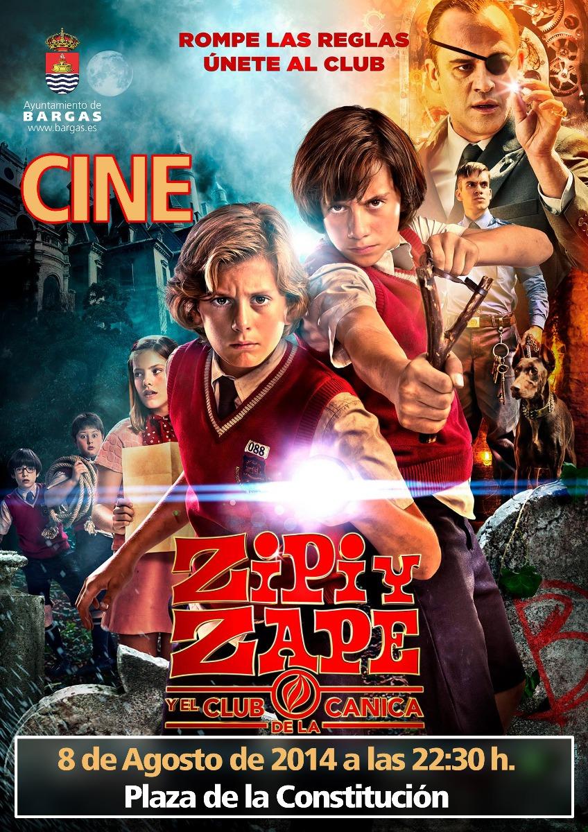CINE – Zipi y Zape y el club de la canica