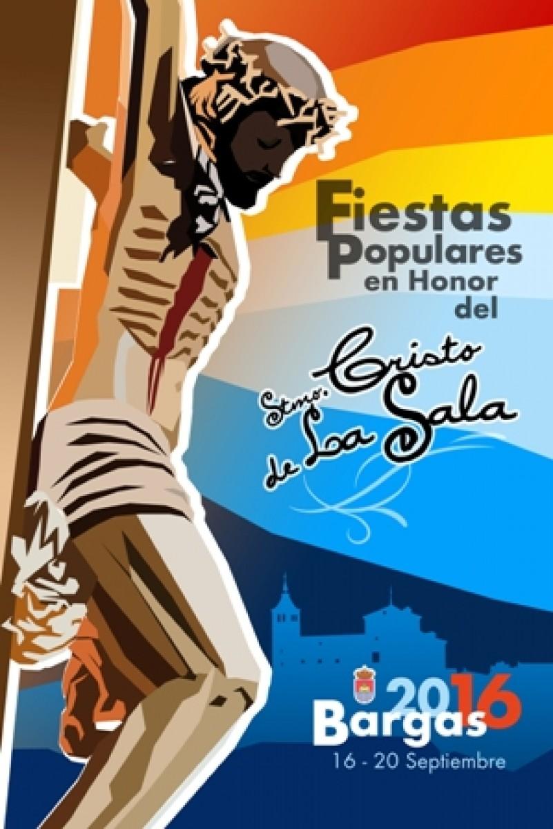 Fiestas Populares en honor del Stmo. Cristo de la Sala. Bargas 2016