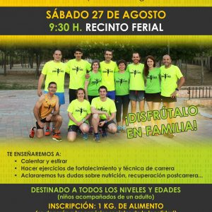 Fun Run/Walk Bargas 2016