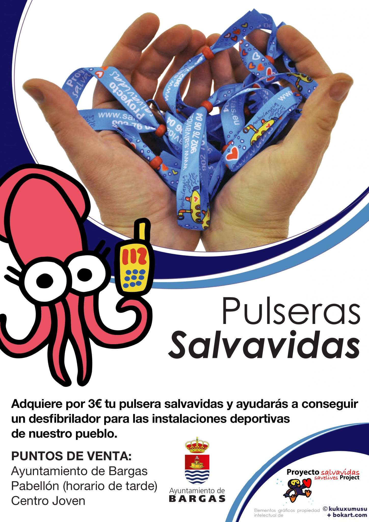 Pulseras Salvavidas