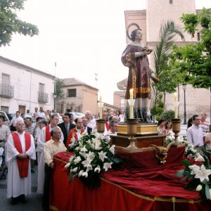 Fiestas de San Esteban Protomartir