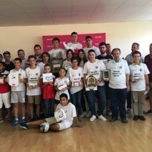 Más de un centenar de jugadores celebran el XXX aniversario de nuestra Escuela de ajedrez
