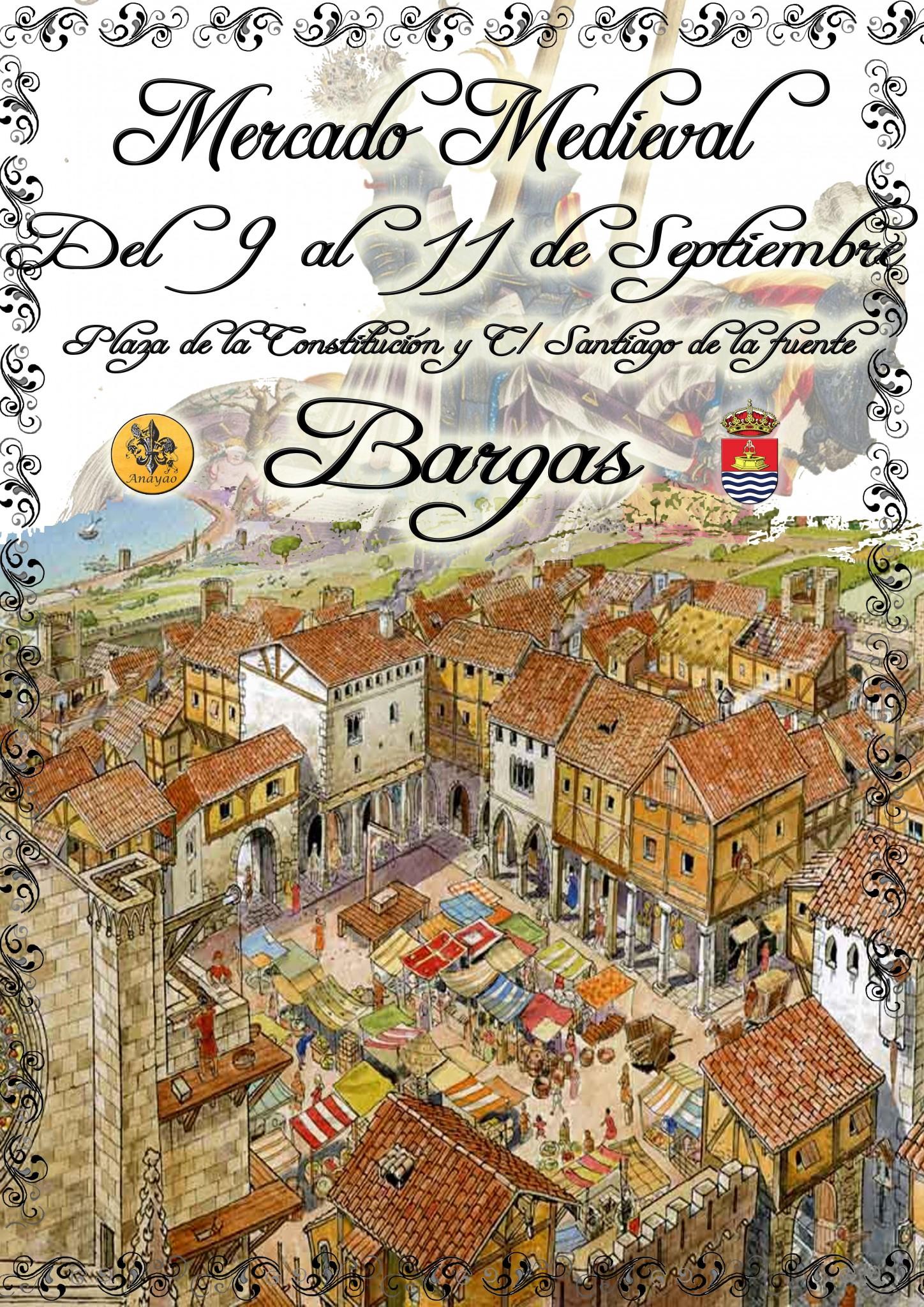 Mercado medieval 2016