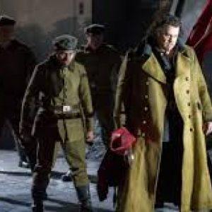 Retransmisión en directo de la «Gran ópera Otello» desde el Palacio Real.
