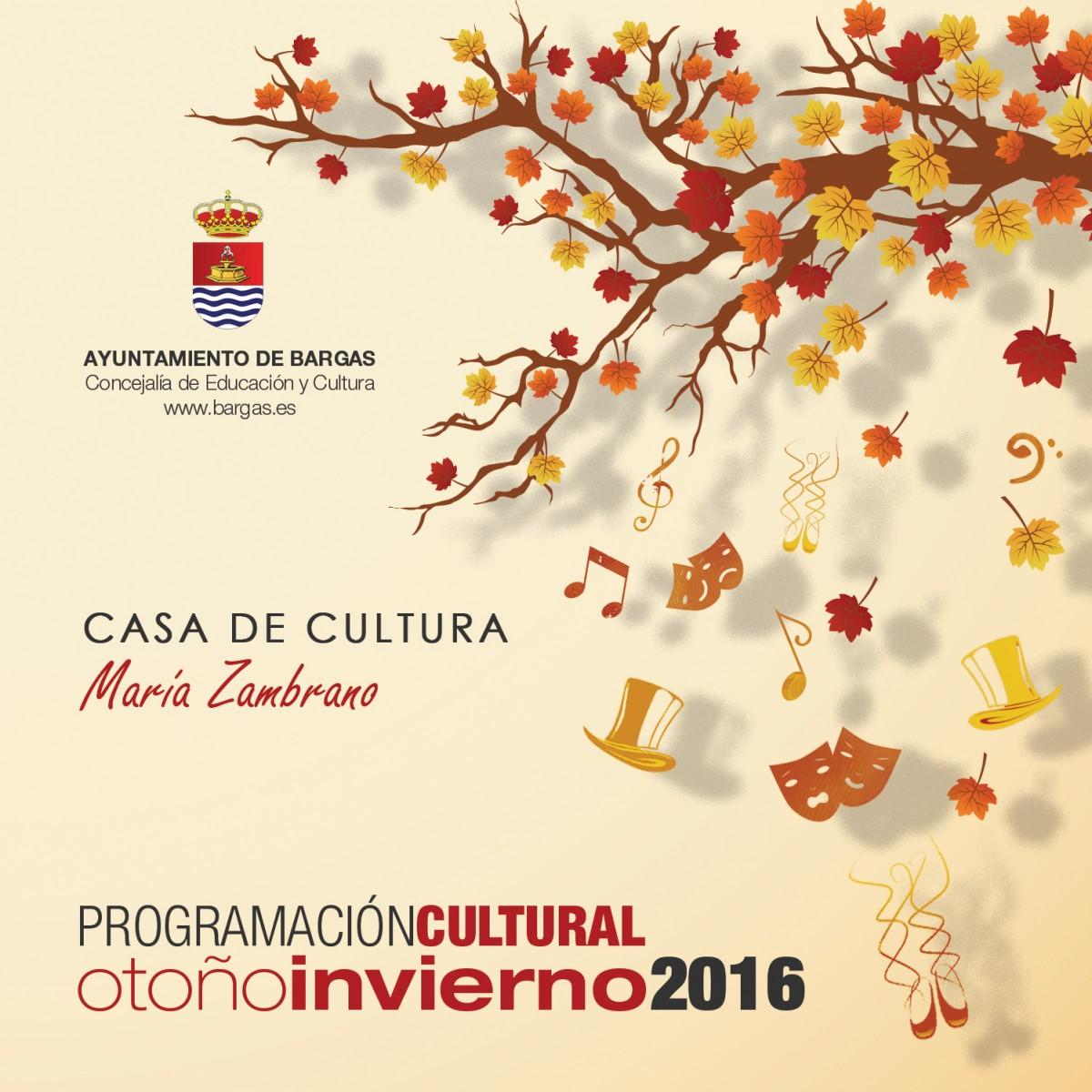 Programación Cultural Otoño-Invierno 2016