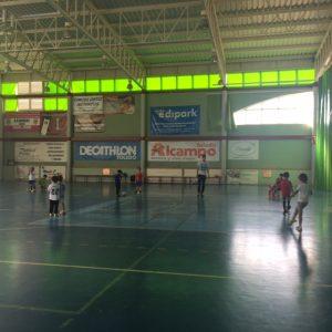 Bargas da comienzo a las Escuelas Deportivas con más de medio millar de deportistas