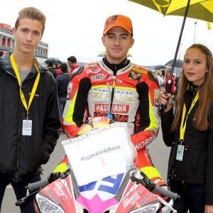 Christian Palomares, tercero de España en SuperStock600