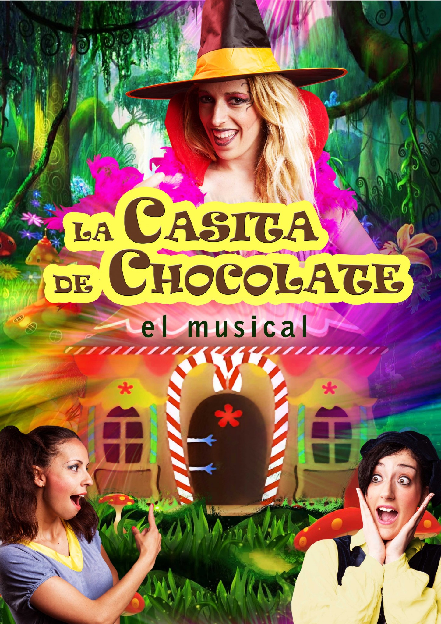 Musical Infantil: La Casita de Chocolate