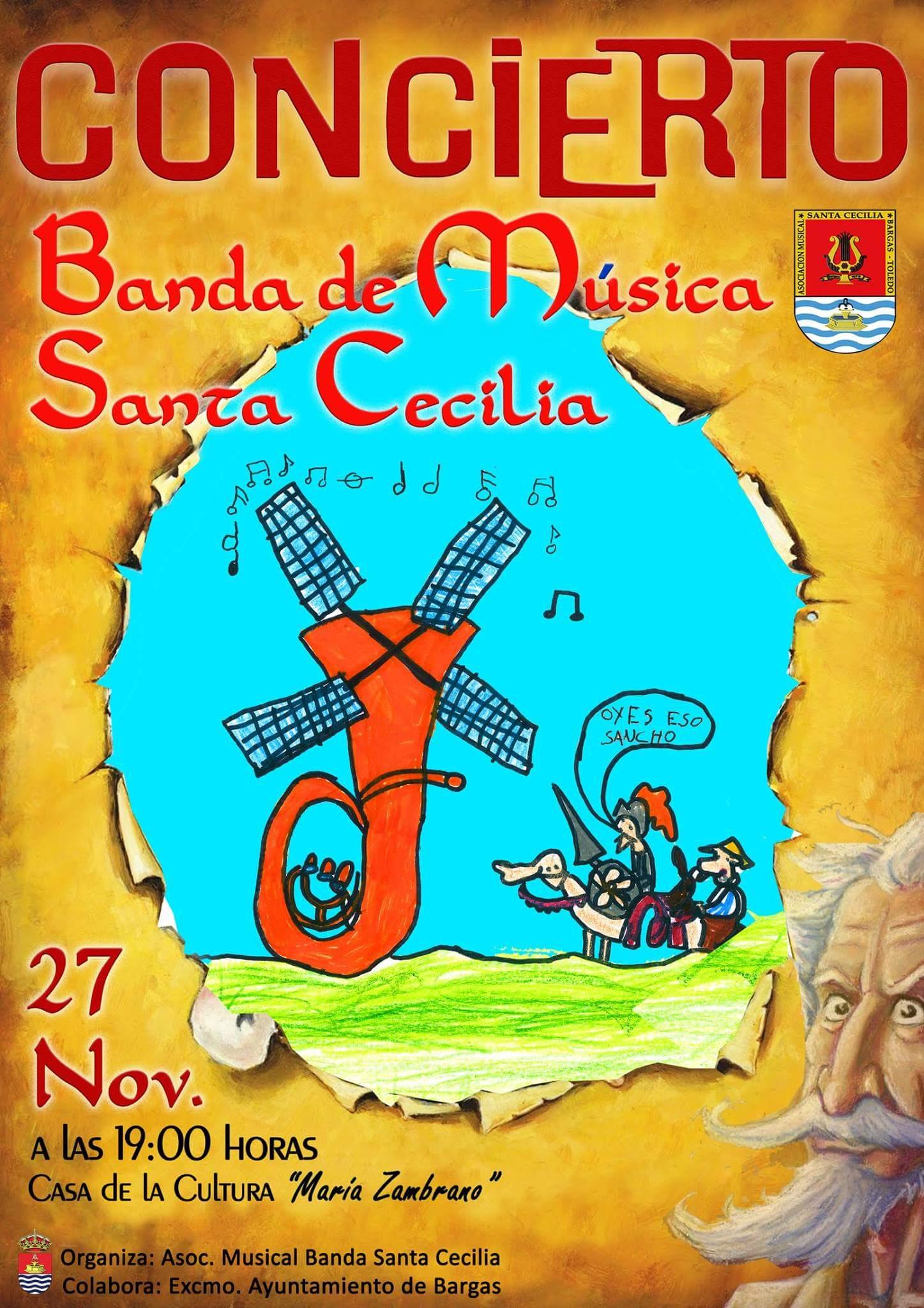 Concierto Banda de Música Santa Cecilia