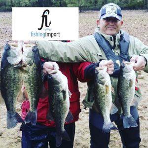 El pescador Víctor Casado remonta en la última manga