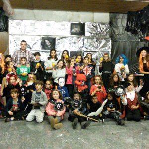 Bargas celebra un día «terrorífico»