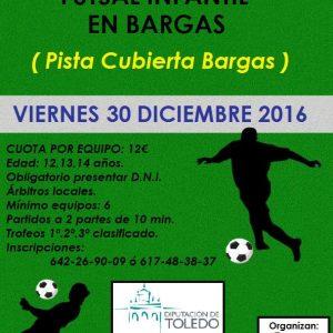 5º Torneo Navideño Futsal Infantil