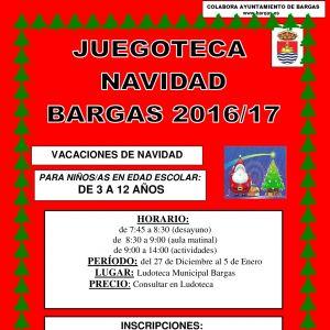 Juegoteca Navidad 2016