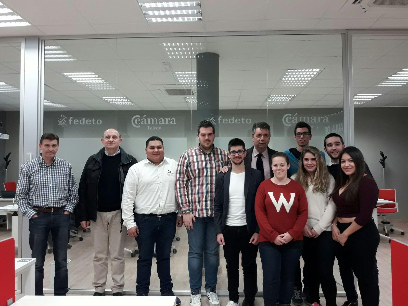 Bargas clausura con éxito el Curso de Estrategia de Ventas para Jóvenes