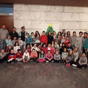 Culminan con éxito los talleres de Navidad
