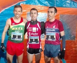 El atleta bargueño, Ángel Ronco, se hace con la victoria en la XXXIII San Silvestre Toledana