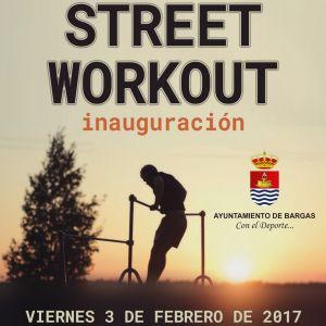 Inauguración Street WorkOut