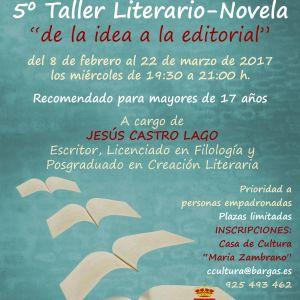 5º Taller Literario-Novela