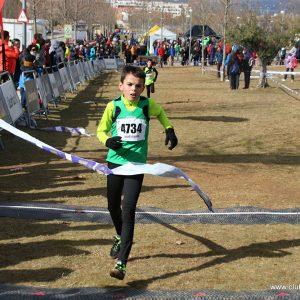 Victoria y 2º puesto de los atletas bargueños en el Cross Ciudad de Guadalajara