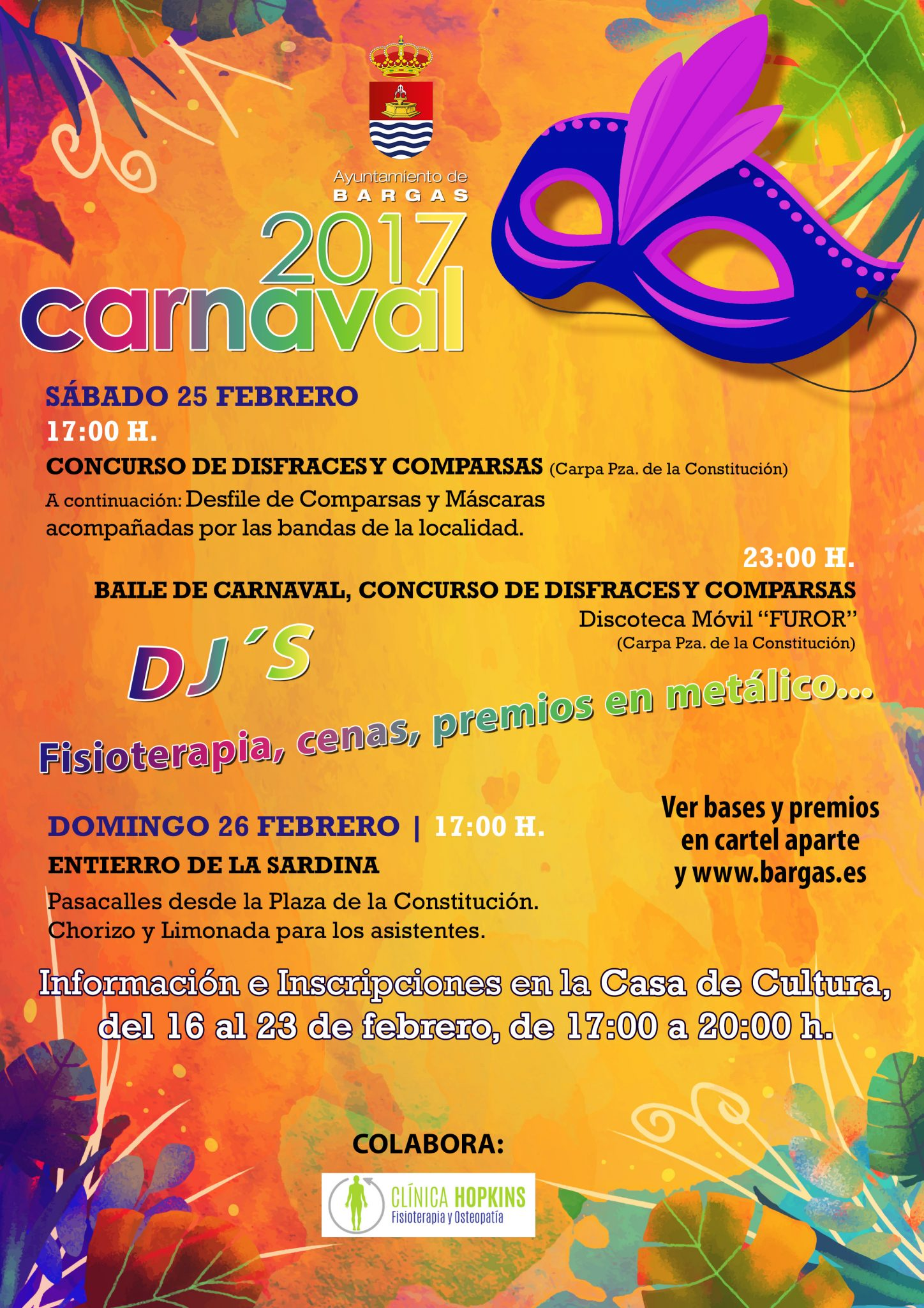 Carnaval 2017 – Bases
