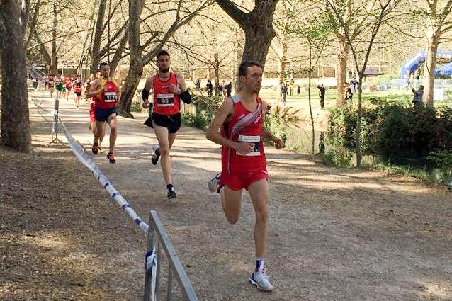 El atleta bargueño, Ángel Ronco, Subcampeón de España en el Nacional Universitario