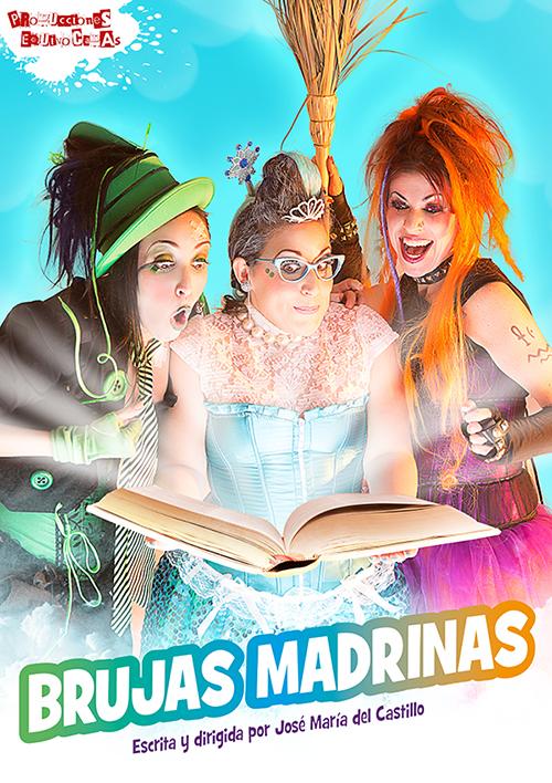 Teatro Infantil: Brujas Madrinas
