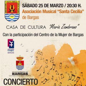 Concierto Música de Bandas: A. M. Santa Cecilia