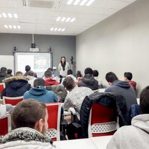 Bargas da comienzo a un nuevo curso de Mozo de Almacén para jóvenes