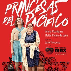 Teatro Jóvenes/Adultos: Las Princesas del Pacífico