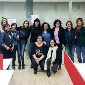 El curso «La Biblioteca en imágenes, gestiona la cuenta de Instagram de tu Biblioteca» tuvo su escenario en el Coworking de Bargas