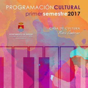 Programación Cultural Primer Semestre 2017