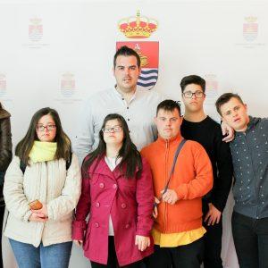 Bargas acoge el Cuentacuentos interpretado por la Asociación Down Toledo