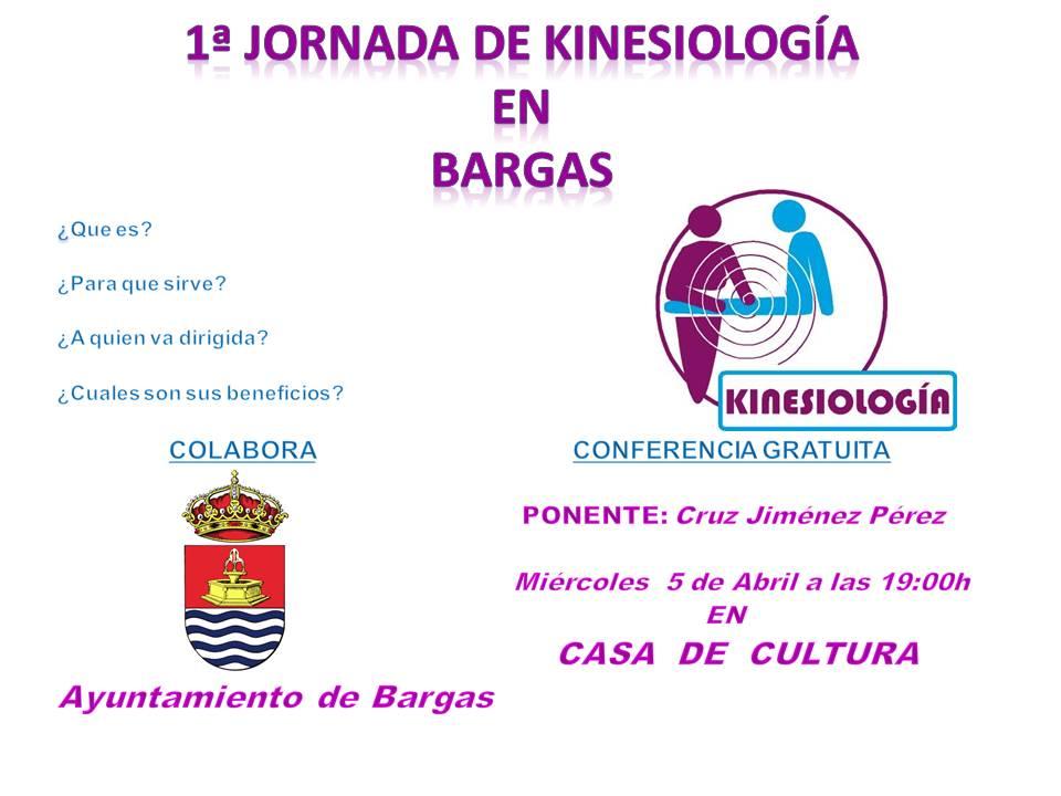 1ª Jornada de Kinesiología