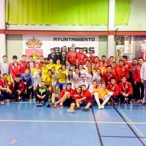 Finaliza con éxito el Primer Torneo de Fútbol Sala de Semana Santa