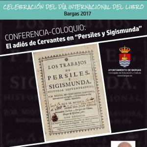 """Conferencia-Coloquio: El adiós de Cervantes en """"Persiles y Sigismunda"""""""