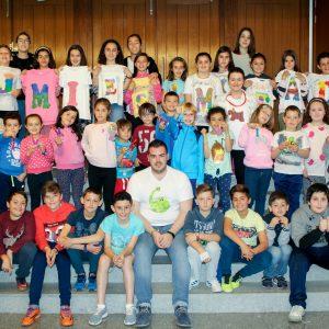 Clausura del programa Diviértete en Semana Santa 2017 para los niños de la localidad