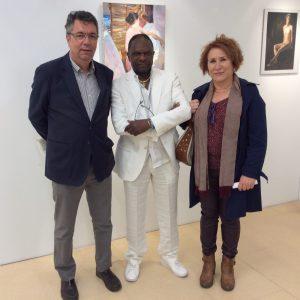 «Con una mirada a África», se inaugura la Semana del Libro en Bargas