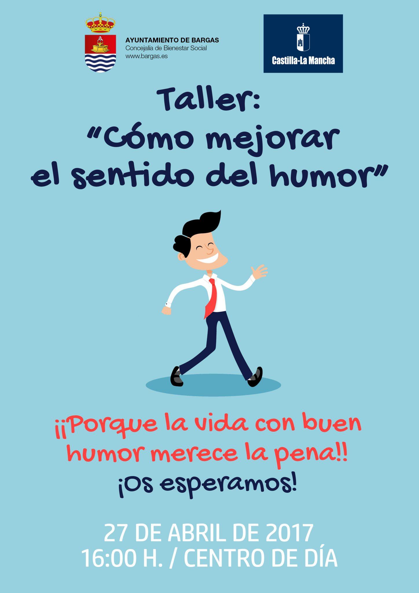 Taller: Cómo mejorar el sentido del humor