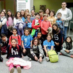 El Ayuntamiento de Bargas organiza talleres educativos durante las visitas de los colegios de la localidad