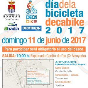 Día de la Bicicleta – Decabike 2017