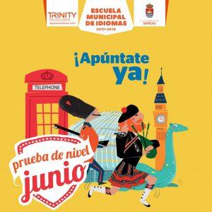 Inscripciones Escuela Municipal de Idiomas 2017-2018
