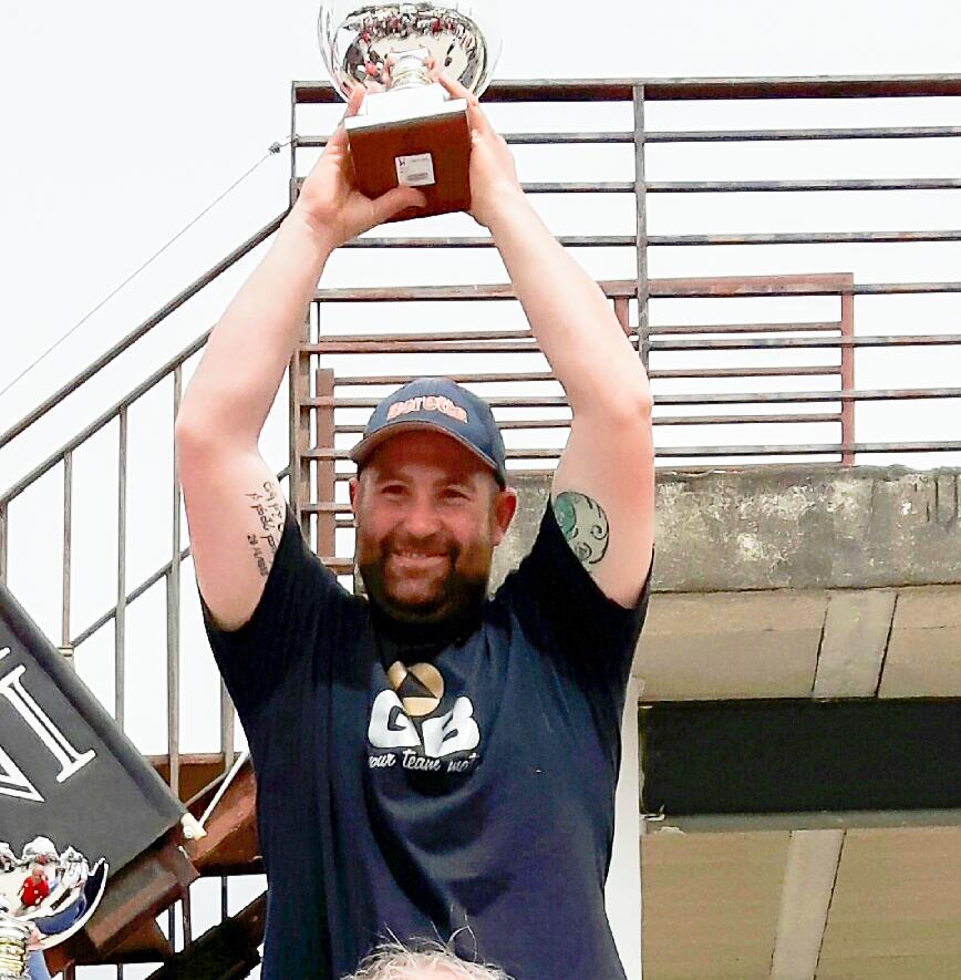 Jesús Gracia Martín-Delgado campeón de la Copa España en Recorridos de Caza