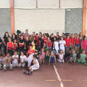 Clausura de las Escuelas Deportivas Municipales de Tenis y Patinaje