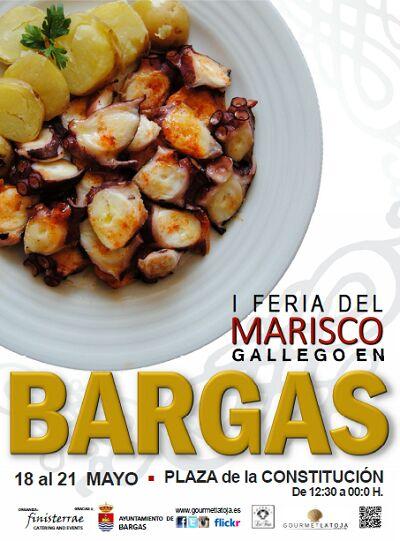 I Feria del Marisco Gallego