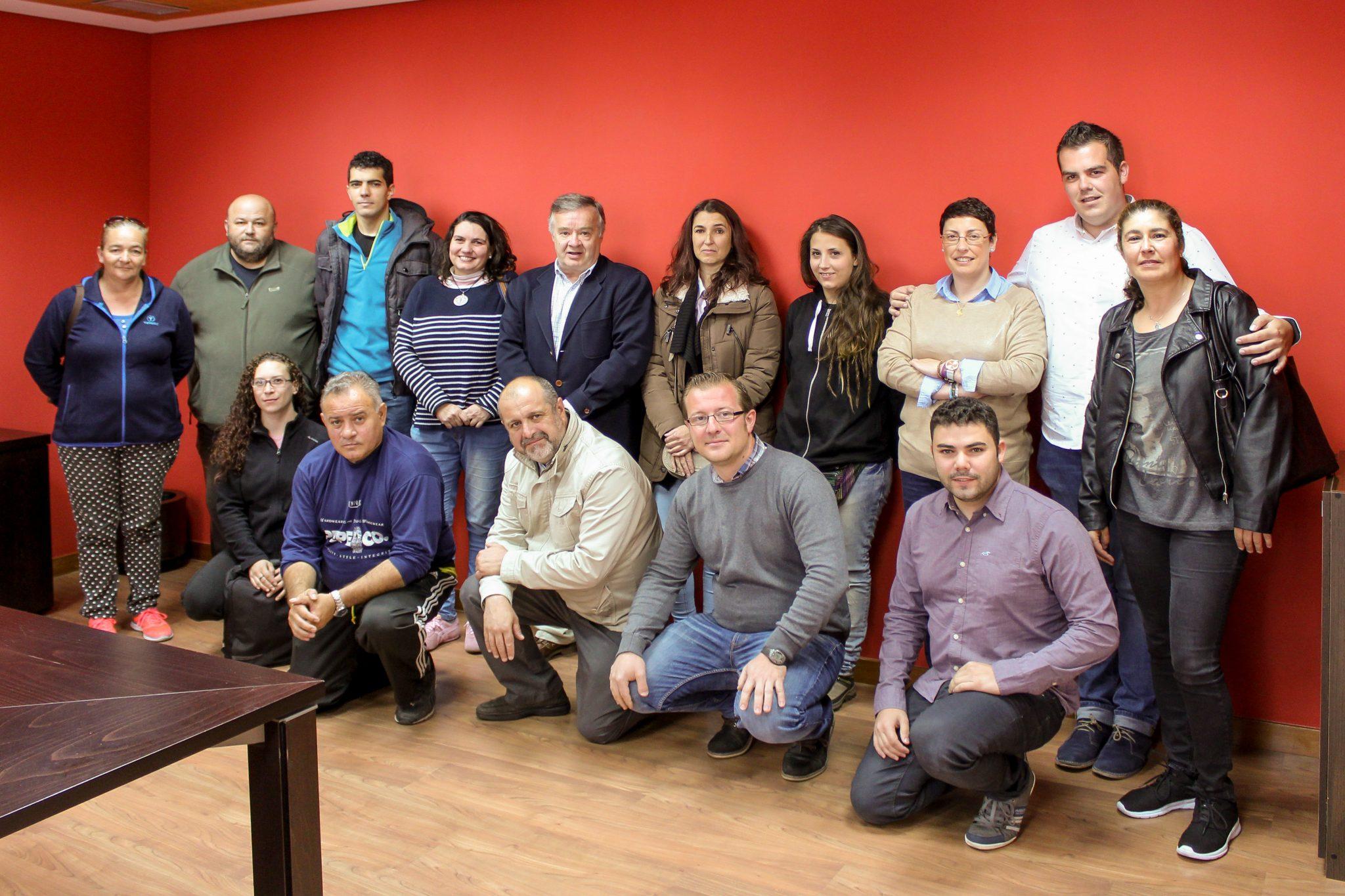 """Bargas pone en marcha el Taller de Empleo """"Valdeolivas III"""""""