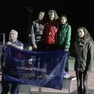 Actuación de Samar Khatiri en el Campeonato Regional